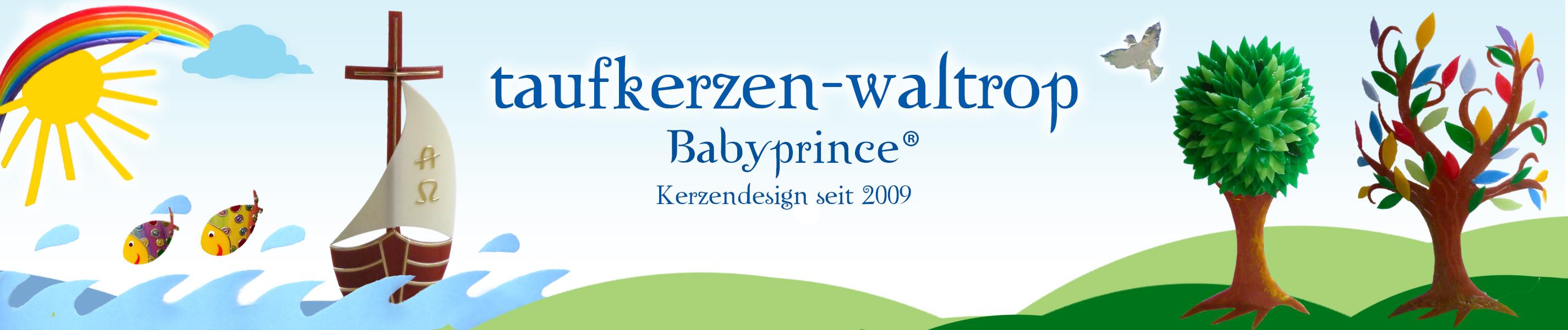 www.taufkerzen-waltrop.de-Logo