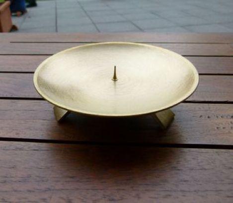 kerzenst nder gold kerzen 8 cm. Black Bedroom Furniture Sets. Home Design Ideas